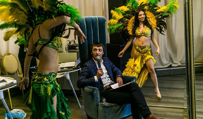 Фестиваль рекламы «Каннские львы-2016» прошел вИркутске