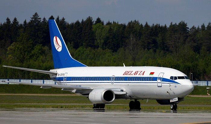 Украина вернула в Киев белорусский самолет под угрозой поднять истребители
