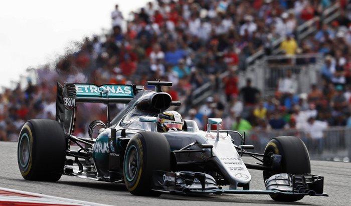 Льюис Хэмилтон выиграл Гран-При США «Формулы-1»