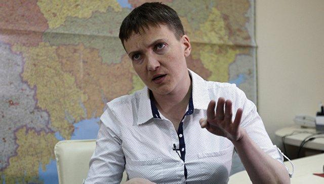 Савченко приехала вМоскву наапелляцию поделу Клыха иКарпюка