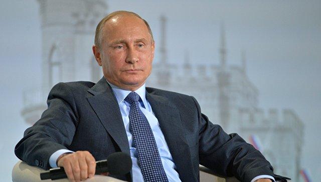 ВКремле ответили наноту Украины поповоду поездки Путина вКрым