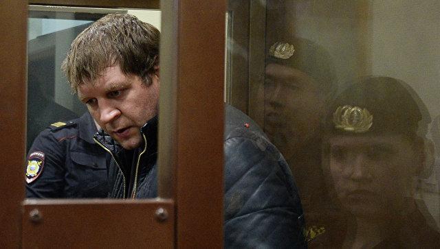 Адвокат опроверг слухи обосвобождении Емельяненко из тюрьмы