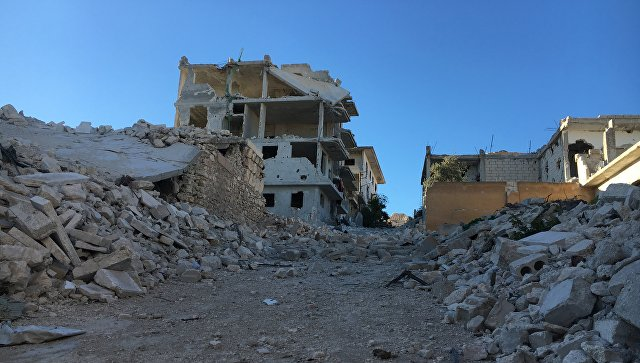 22ребенка и6учителей погибли врезультате атаки пошколе вСирии