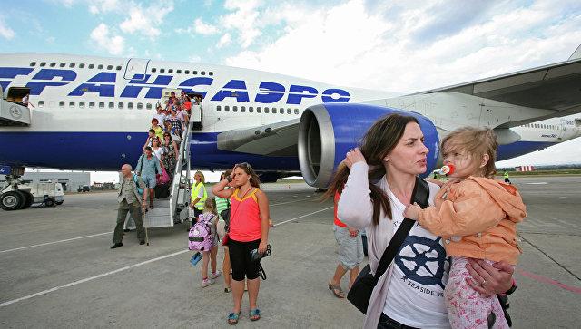Украина оштрафовала российские авиакомпании заполеты вКрым