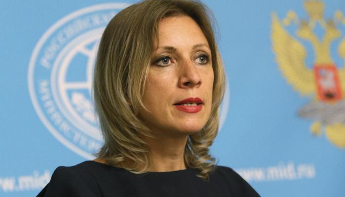 Захарова потребовала отМИД Франции извинений зафейки оРоссии