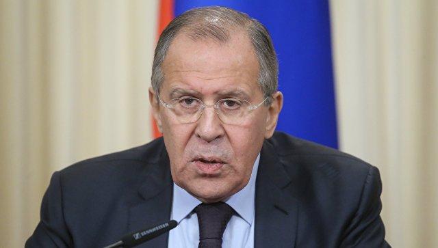 Лавров назвал агрессией бомбардировки Югославии войсками НАТО