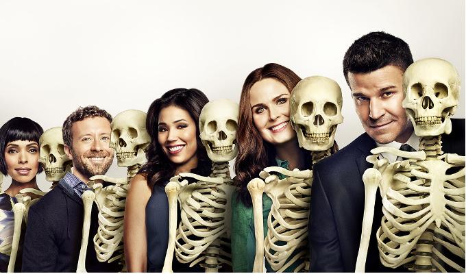 11-й сезон детектива «Кости» стартует уже сегодня!