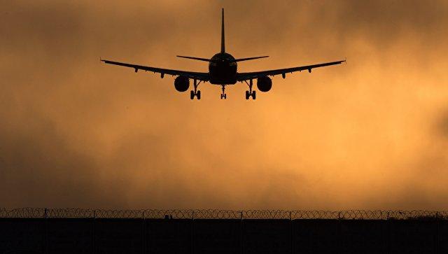 В аэропорту Казани сел самолет с отказавшим двигателем