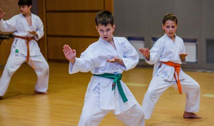 Иркутские каратисты на турнире в Бурятии завоевали 5 золотых медалей