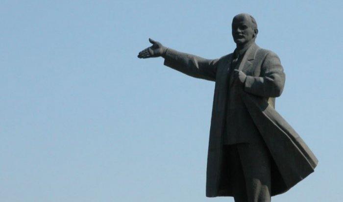 В Слюдянке 6 ноября откроют 5-метровый памятник Ленину