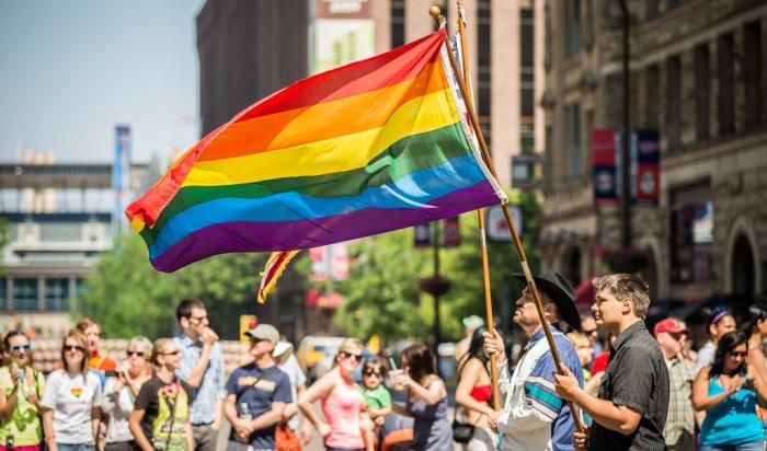 Митинг в защиту прав ЛГБТ-сообществ может пройти в Иркутске 20  мая 2017 года