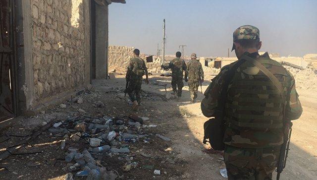 В Генштабе заявили о больших потерях среди боевиков в Алеппо