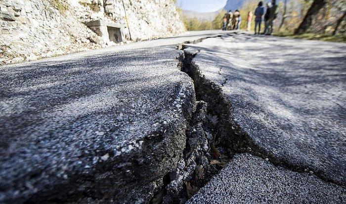 ВИталии произошло землетрясение магнитудой 4,8