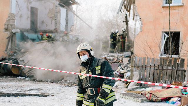 Взрыв бытового газа вИваново унес жизни шести человек