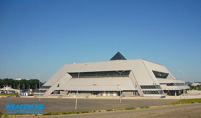 Ледовый дворец передали в собственность минимущества Иркутской области