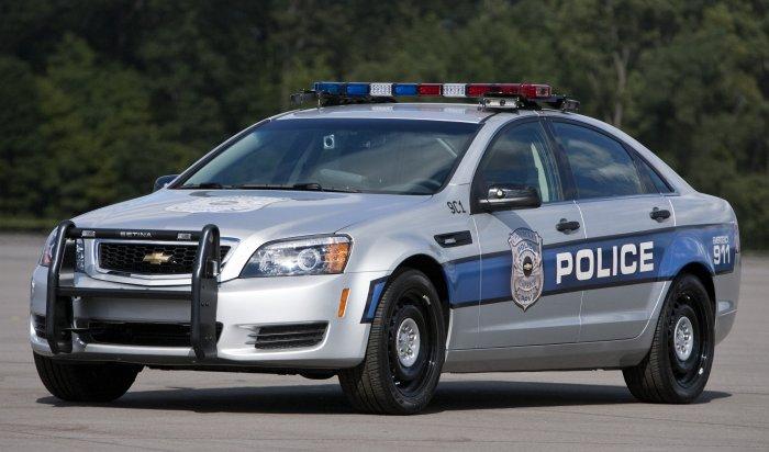 ВСША протестировали полицейские автомобили