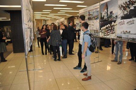 В Иркутске работает выставка работ архитектурного конкурса «Квартал XXI века»
