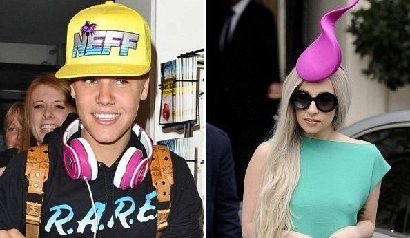 Джастин Бибер иЛеди Гага стали победителями MTV Europe Music Awards
