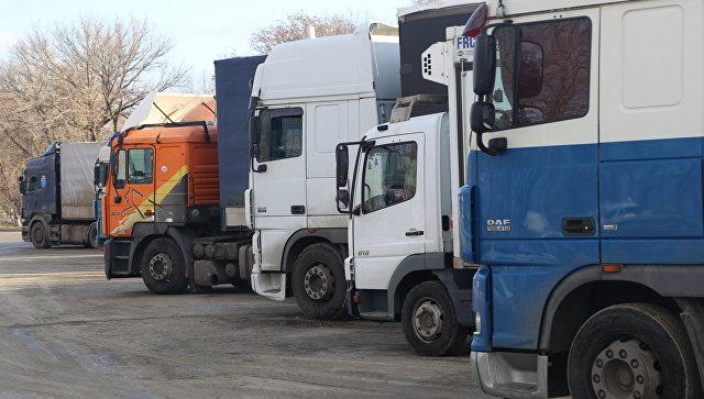 РФсоздаст паромные линии для перевозки грузовиков вобход Польши