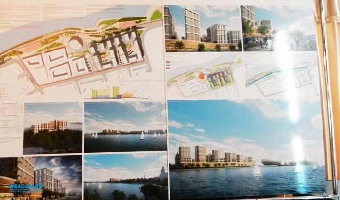В Иркутске определили трех финалистов конкурса по созданию концепции «Квартала XXI века»