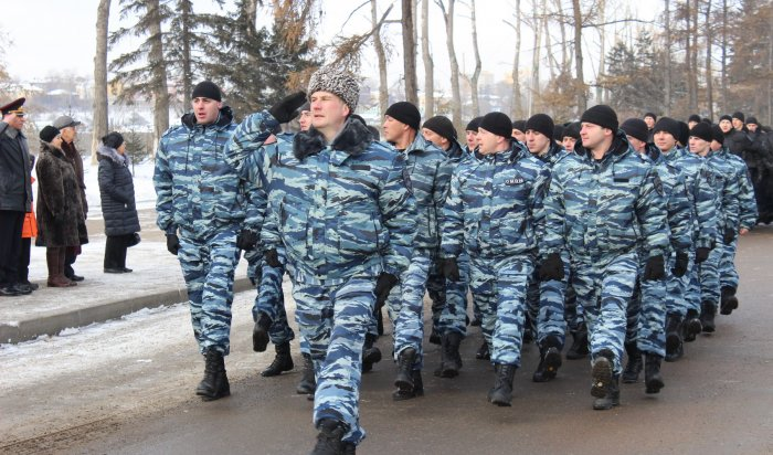 10 ноября в Иркутске проходят мероприятия в честь 300-летия полиции России