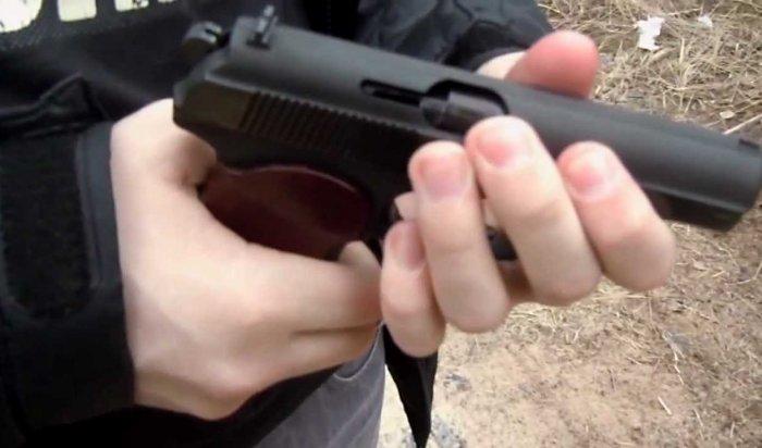 В Усть-Куте 16-летний подросток ранил школьника из пневматического пистолета