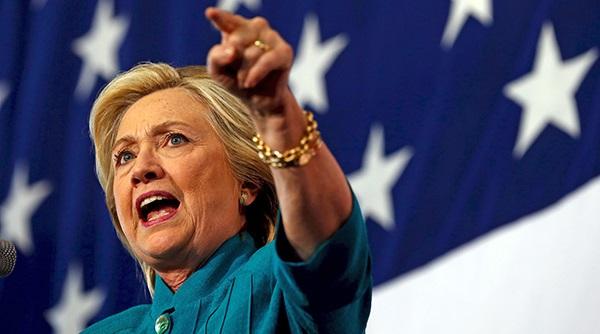 Клинтон обвинила директора ФБР всвоем поражении навыборах
