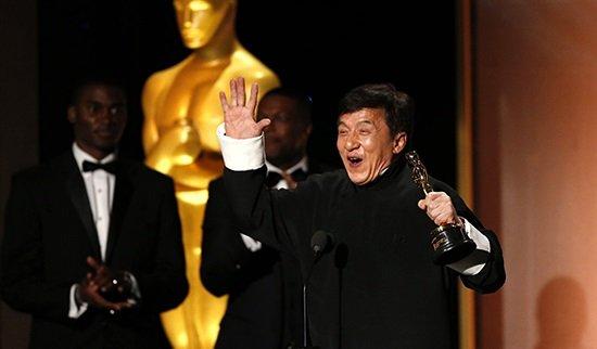 Джеки Чан получил премию «Оскар»