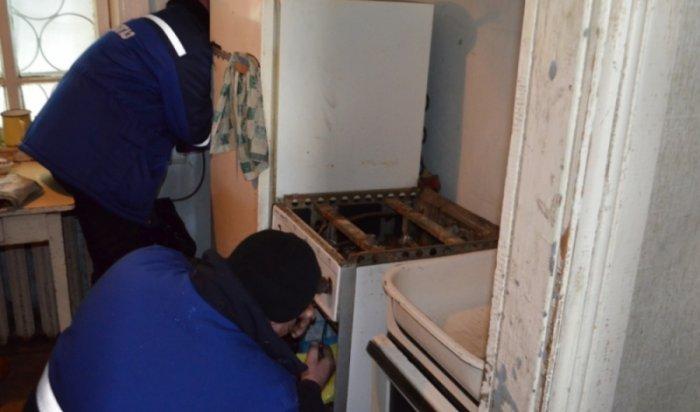 В Приангарье проходят профилактические рейды по газифицированным домам