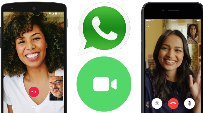 Марк Цукерберг объявил о запуске видеозвонков в WhatsApp