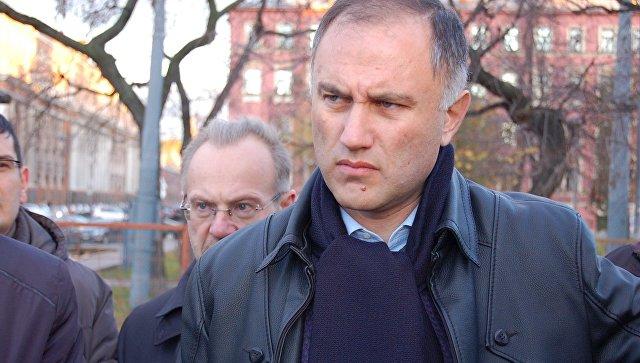 ВМоскве задержали бывшего вице-губернатора Петербурга