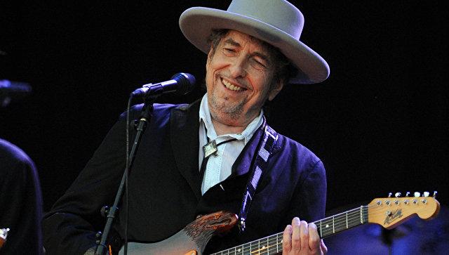 Боб Дилан неприедет вСтокгольм заНобелевской премией