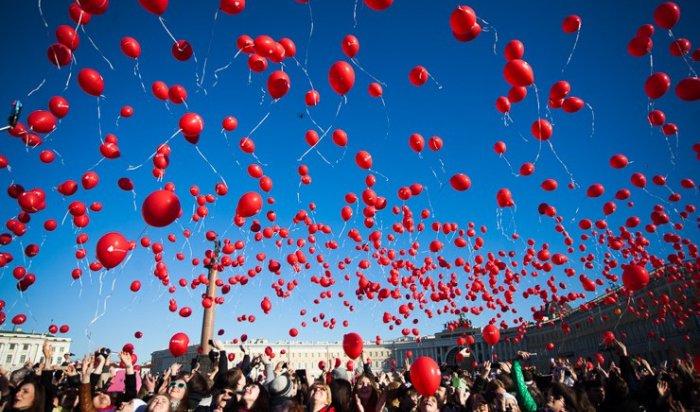 20 ноября в Иркутске пройдет флешмоб в честь Дня матери