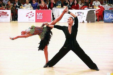 В Иркутске 26 и 27 ноября пройдет турнир по танцевальному спорту «Голубой Байкал»