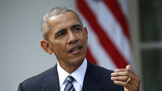 Обама назвал Россию военной супердержавой