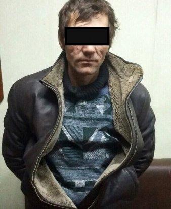 В Иркутске задержан подозреваемый в разбойном нападении на мужчину