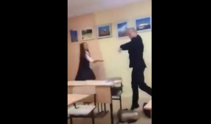Участники школьного конфликта в лицее № 47 извинились друг перед другом