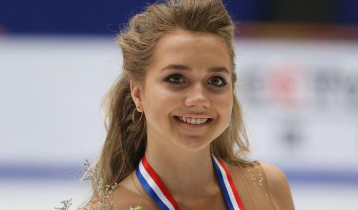 Российская фигуристка Елена Радионова одержала победу на Гран-при Китая