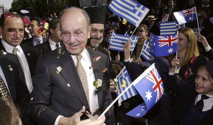 Скончался бывший президент Греции Константинос Стефанопулос