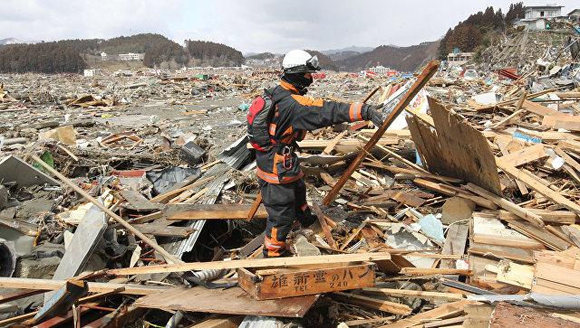 Землетрясение вЯпонии может вызвать цунами