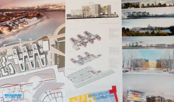 В Иркутске до 20 декабря продлится выставка проектов «Квартал XXI века»