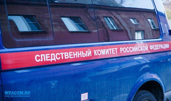 В Усть-Куте возбудили дело по факту убийства 32-летней женщины