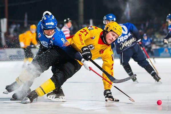 Иркутская «Байкал-Энергия» проиграла второй матч с«СКА-Нефтяник» (Видео)