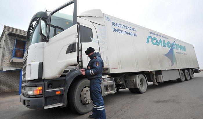 Минтранс задумался овведении «Платона» для 3,5-тонных грузовиков