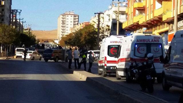 При взрыве вТурции погибли два человека