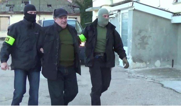 ВКрыму зашпионаж задержан бывший офицер Черноморского флота