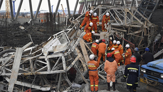 Более 40человек погибли настройке электростанции вКитае