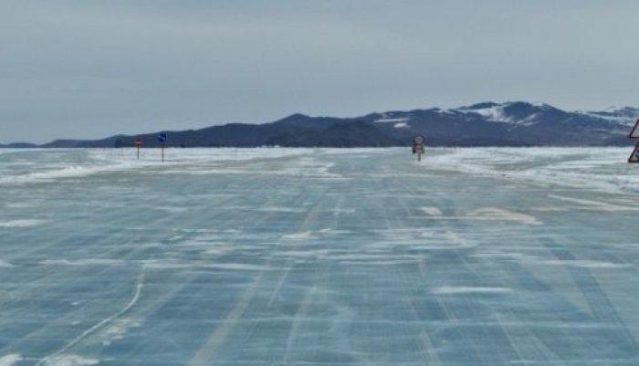 Через две недели в Иркутской области откроются первые ледовые переправы