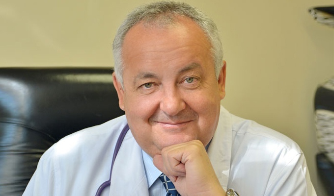 Леонид Павлюк: «Ставлю задачу обеспечить жильем врачей Иркутской клинической больницы № 1»