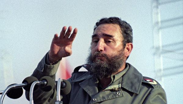 ВСША тысячи выходцев сКубы устроили фейервейк послучаю смерти Кастро